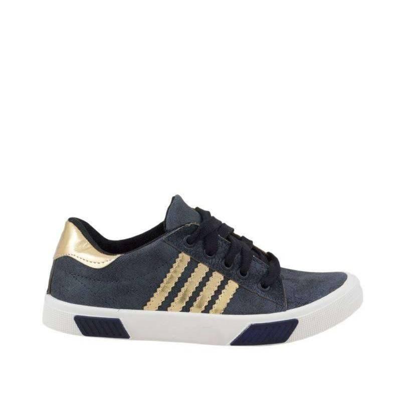Pantofi dama casual albastru VGT11.3BAU.BNB-138