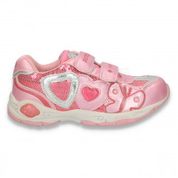 Incaltaminte sport pentru fetite, marca Patrol, roz - LS297