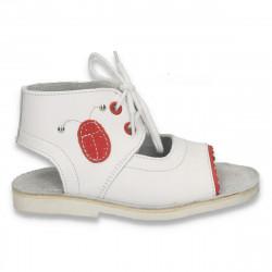 Pantofi fete decupati, din...