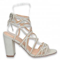 Sandale dama elegante, cu...