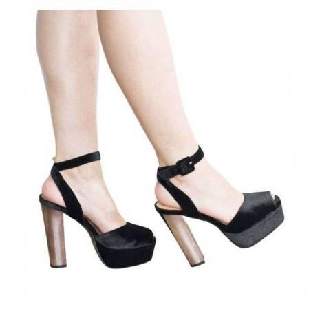 Sandale dama elegant negru marca Bella Mica VGFMF7002N.MS