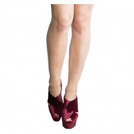 Sandale dama elegant rosu VGFMF7001RO.MS-79