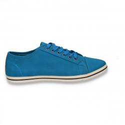 Sneakers barbati, turcoaz - LS421