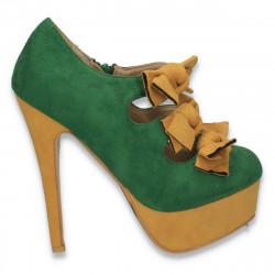 Pantofi femei, cu platforma...