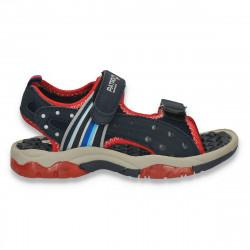 Sandale baieti, bleumarin - LS450