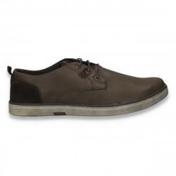 Pantofi casual barbati, maro - LS492