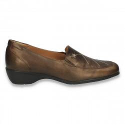 Pantofi femei, model clasic, cu varf patrat - LS497