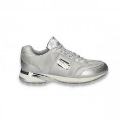 Pantofi sport barbati, argintii - LS503