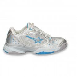 Pantofi sport, pentru dama, argintii - LS527