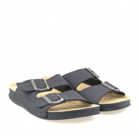 Sandale barbati maro marca Fly Shoes VGT704-S02N