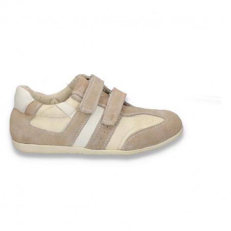 Pantofi sport pentru copii, bej - W176