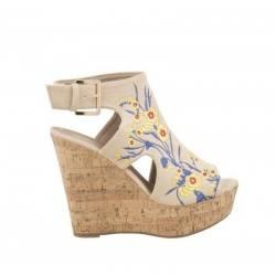 Sandale dama casual bej marca Mellisa VGFL2218BE.MS