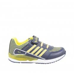 Pantofi sport baieti gri cu galben marca Miltone VGT15.5BNB4GRG