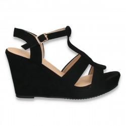 Sandale dama cu platforma,...