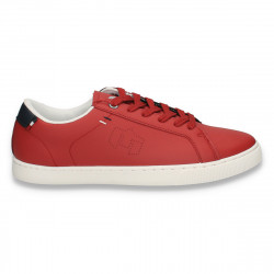 Sneakers pentru barbati, casual, Bordeaux - W502