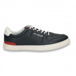 Sneakers pentru barbati, casual, bleumarin - W504
