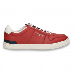 Sneakers pentru barbati, casual, Bordeaux - W622
