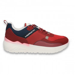 Pantofi sport barbati, Bordeaux - W651