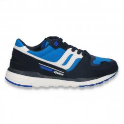 Sneakers pentru dama, bleumarin-albastru - W755