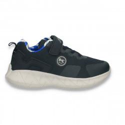 Pantofi sport pentru baieti, bleumarin - W762