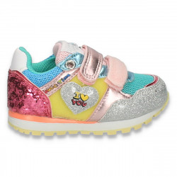 Pantofi sport, pentru fetite, colorati - W777