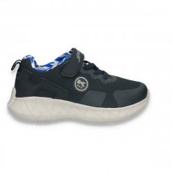 Pantofi sport pentru baieti, bleumarin - W782
