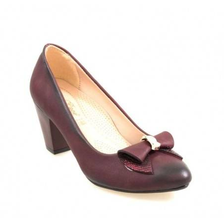 Pantofi femei Casual VGT118223ZBO-185