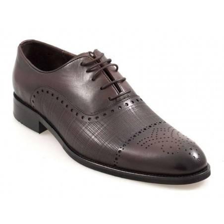 Pantofi barbati din piele naturala VGT17523-20M-266