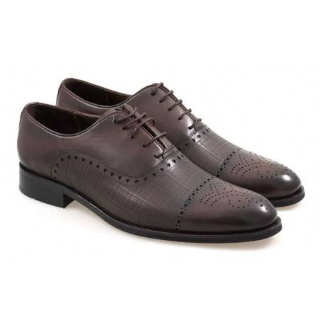 Pantofi barbati din piele naturala VGT17523-20M
