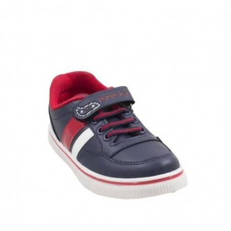 Pantofi casual din piele ecologica, pentru baieti