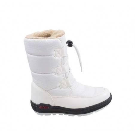 Cizme albe de Zapada, pentru fete