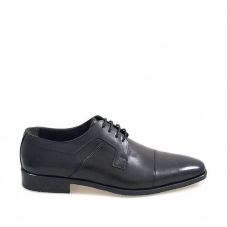 Pantofi Barbati Negri cu design clasic