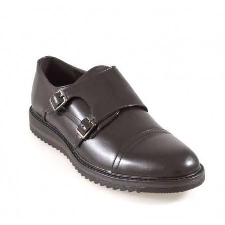 Pantofi Barbati Maro, Decor cu catarame