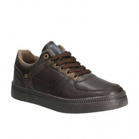 Pantofi Barbati Sport Maro cu Talpa groasa