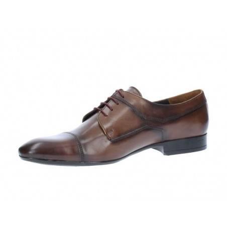 Pantofi Barbati Maro Eleganti cu Varf rotund