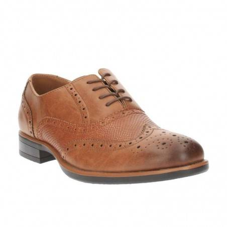 Pantofi Barbati Elegant maro Oxford