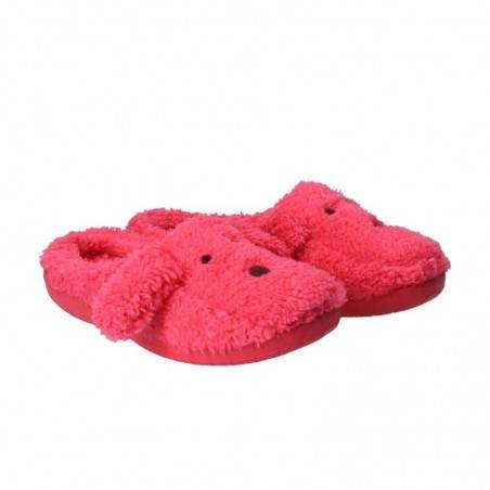 Papuci de casa Dama Roz