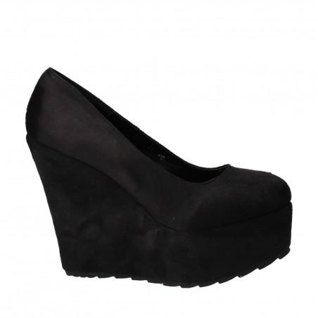 Pantofi femei fashion, Gapisima, cu platforma