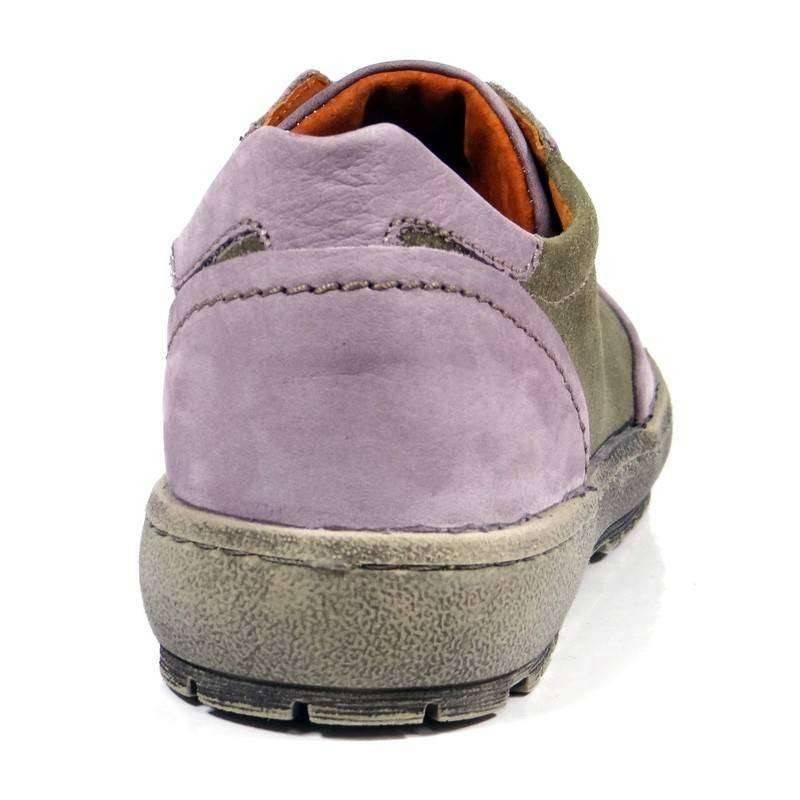 Pantofi femei casual VCP268NEMBUFCOL