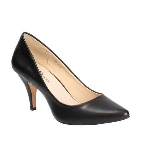 Pantofi de gala din piele pentru Femei
